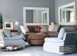blue gray wall color inspiration includes commercial white