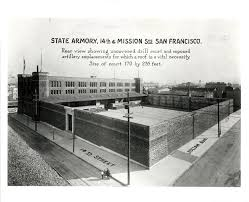 history sf armory