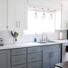 how to make kitchen cabinet doors even update kitchen cabinets without replacing them by adding trim