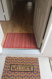 Welcome Doormats Tips Personalize Your Entryway With Cozy Monogram Doormat