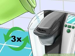 Keurig Descale Light How To Clean A Keurig Water Reservoir 11 Steps With Pictures