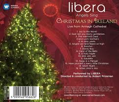 Christmas Tree Sing Libera Various Robert Prizeman Angels Sing Christmas In