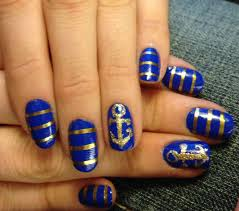 tutorial nautical anchors nails for nickels