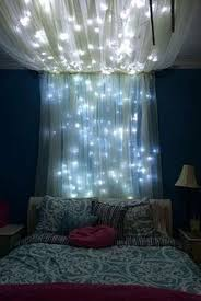 Lights Nets Decorate Your Bedroom With Led String Lights To Create A Warm And