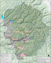 National Wildfire Activity by Lightning Caused Empire Fire In Yosemite National Park Fire Grows