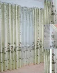Light Green Curtains by Panel Curtains Olive Green Sheer Curtain Panels And White Striped