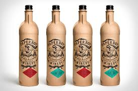 unique shaped wine bottles packaging formats available in the beverage market today