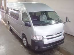 toyota hiace 2015 japanese used cars exporter dealer trader auction cars suv