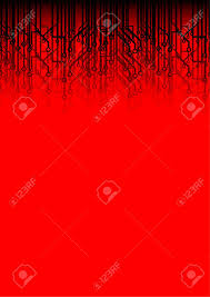 red background with a futuristic design royalty free cliparts