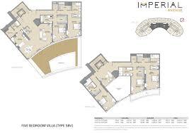 Podium Floor Plan by Downloads For Imperial Avenue Dubai