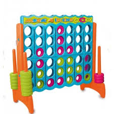 Backyard Connect Four by Giant Connect 4 Games