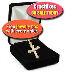 crucifixes for sale sterling silver crucifixes and crucifix necklaces