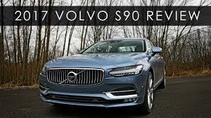 review 2017 volvo s90 instant promotion youtube