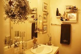 Christmas Bathroom Decor Ideas plete Set — Contemporary