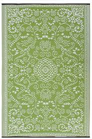 Lime Green Outdoor Rug Fab Habitat Murano Recycled Plastic Rug Lime Green