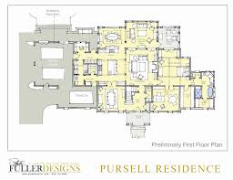 french chateau house plans best of mediterranean style house plan