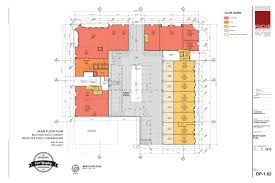 Hotel Floor Plan by Dofla Boutique Hotel Proposal Main Floor Plan Issued For