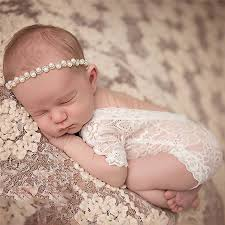 baby photo props baby photography props rompers lace stretch knit newborn baby