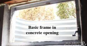 Replacing A Basement Window by The Basement Design Styles Makeovers Basements Ideas