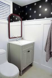 Modern Vintage Bathroom Before After Modern Vintage Bathroom Rambling Renovators