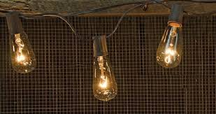 edison light string edison string lights edison bulb string lights edison