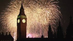 new year celebrations uk welcomes 2015 news