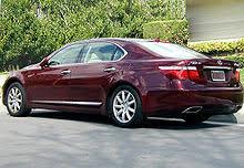 2007 lexus ls 460 luxury package lexus ls