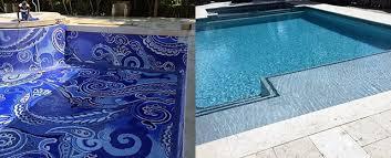 pool tile ideas top 60 best home swimming pool tile ideas backyard oasis designs