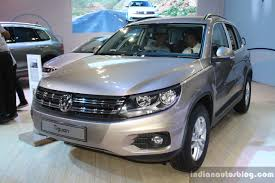volkswagen touareg 2016 price vw tiguan showcased at the 2014 nepal auto show