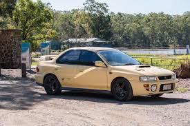 Aidan Hay U0027s 2000 Subaru Impreza