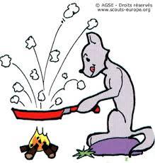 concours cuisine scoutorama le concours de cuisine