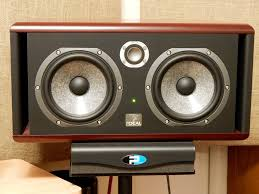 professional home theater system fs focal twin6 be professional monitors pair in cherry