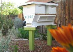 How To Make A Top Bar Beehive Modified European Long Hive Beekeep Pinterest Bees