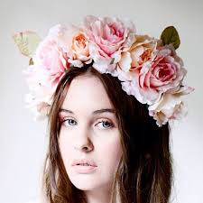 flower headpiece 21 best flower crowns images on hairstyles floral