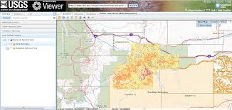 Park County Map Server The National Map Viewer And Download Platform