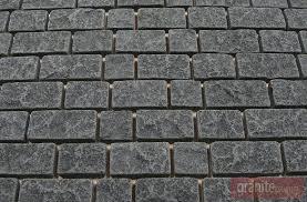 Granite Patio Stones Basalt Paver Samples Granite Paving