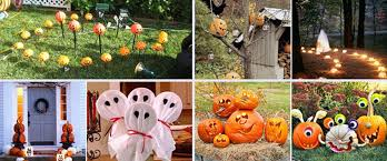 Outdoor Halloween Decoration Ideas Outdoor Halloween Decoration Ideas Spooky Halloween Front Yard
