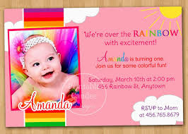 Invitation Cards Design Software Free Download First Birthday Invitations Design Decorating Of Party