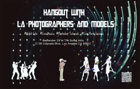 la photographers grand party hangout la photographers and models