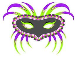 colors for mardi gras free printable masquerade and mardi gras masks