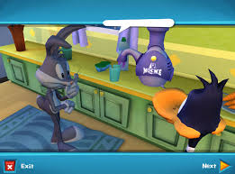 scooby doo looney tunes converge free play