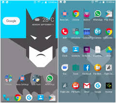 theme nova launcher android 33 best nova launcher themes icon packs setups for android 2018