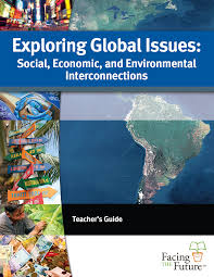 exploring global issues social economic and environmental