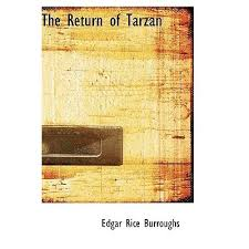 return tarzan tarzan 2 edgar rice burroughs