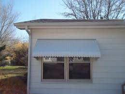 Metal Awnings For Front Doors The Strong Metal Awnings Beautiful House