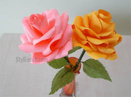 Paper Roses How To Make A Paper Rose Step By With Pictures Easy How To