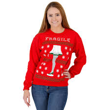 a story fragile leg l sweatshirt