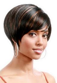 short hairstyles for black women natural haircuts