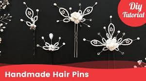 handmade hair four handmade easy hair pins for hairstyles hair accessory ideas