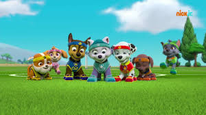 paw patrol al cinema teaser trailer taliano